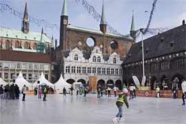 Stadtwerke Lübeck Eiszauber
