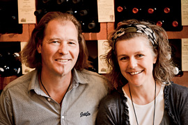 Weingeist Stefan und Frauke Knorr