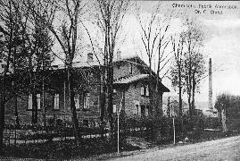 Direktorenhaus - Gedenkstätte Ahrensbök