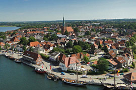Hafenführung Neustadt in Holstein