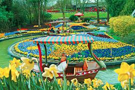 Frühling im HANSA-PARK © HANSA-PARK