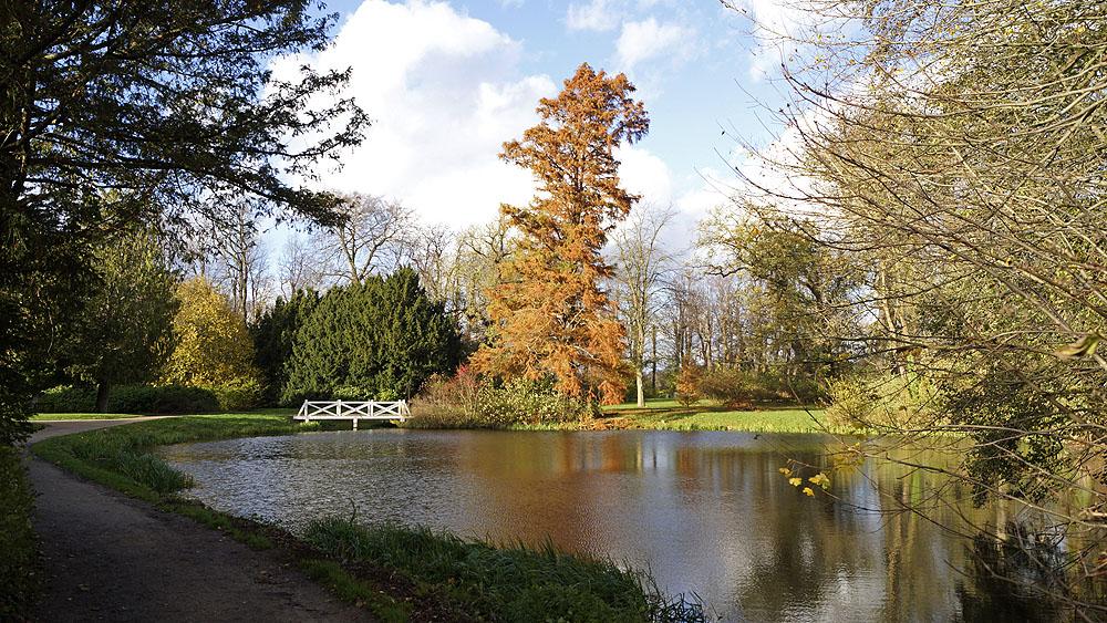 Eutin Schlossgarten © TraveMedia